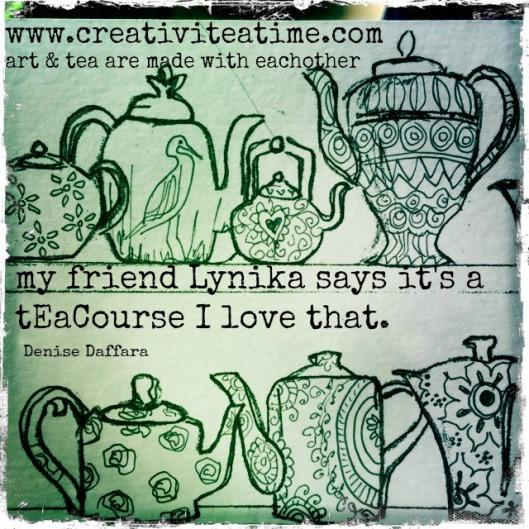 teacourse