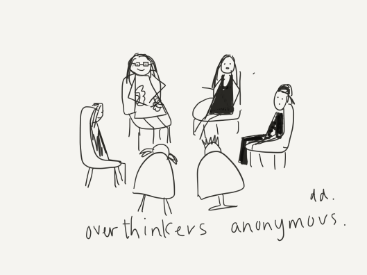 overthinkers anonymous