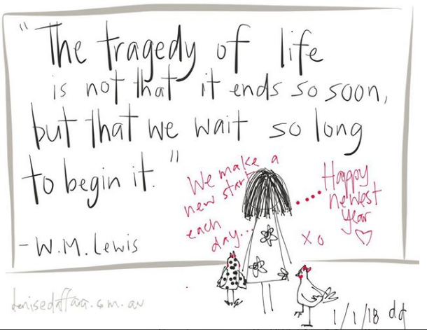 Tragedy of life WM Lewis dd drawing
